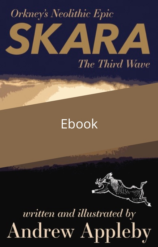 Skara The Third Wave - Ebook