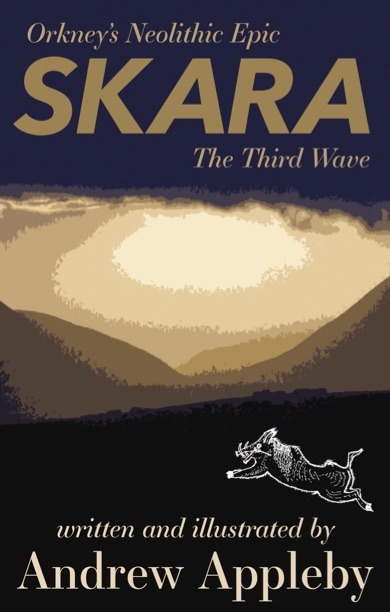 Skara The Third Wave - Paperback