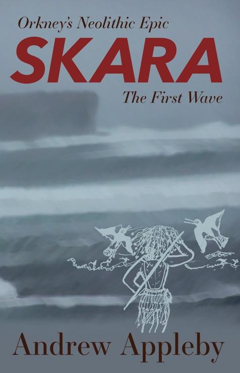 Skara The First Wave - Paperback