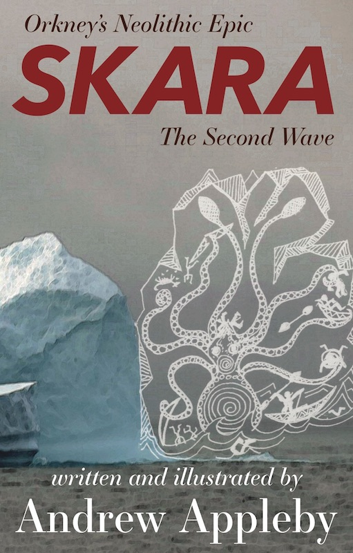 Skara The Second Wave - Paperback